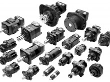 Valves, motors, controls